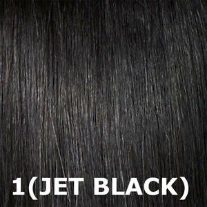 Janet Collection Synthetic Natural Me Deep Part Lace Wig - AMANI