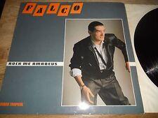 """FALCO """"ROCK ME AMADEUS / URBAN TROPICAL"""" 1985 2 TRACKS NCB SCANDINAVIAN PRESSING"""
