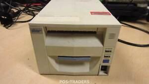 STAR FVP10 LAN USB Thermal Receipt Ticket POS Printer Cutter White - PRINTS OK