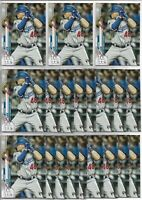 2020 Topps Factory Set Gavin Lux (20) Card Rookie Image Variation Lot #292 RC