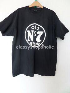 Jack Daniel's Old No 7 Brand T-Shirt - Size X Large - BNWOT
