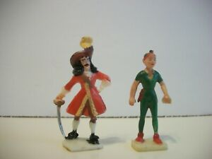 Peter Pan Disneykins   set of 2