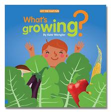 "FOOST ""What's Growing?"" book"