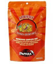 Pangea Apricot 2oz Complete Diet Crested Gecko Gargoyle Gecko Leachianus