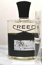 Creed Aventus Eau De Parfum 10ml Spray Probe  Travel Size