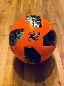 NEU - ADIDAS MATCHBALL TELSTAR 18 PO 3.LIGA 2018 PALLONE BALLON FOOTBALL SOCCER