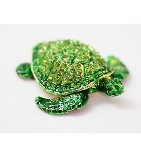 Turtle Trinket Box For Sale Ebay