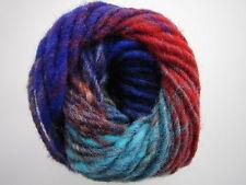 Noro KUREYON. 50g ball. COL 369 ARAN WEIGHT knitting yarn.  100% WOOL.