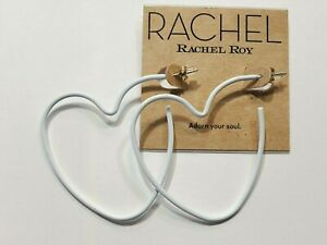 Rachel Roy Earrings New Over Stock With Tags