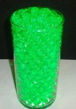 Water Beads ( Green Jade ) Centerpiece Vase Fillers - Water growing gel beads