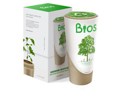 Bios Urn - Biodegradable urn with Red Maple seeds (original)