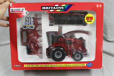 1/32 Ertl Britains Case-IH CHX620 toy self-propelled forage harvester #40811-1HB