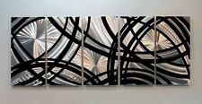 "Metal Abstract Modern Wall Art  Sculpture ""Fast And Furious"" By Jon Allen"