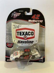 Jamie Mcmurray #42  NASCAR 1/64 Winners Circle Die Cast Texaco Havoline
