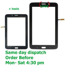 "Samsung Galaxy Tab 3 Lite SM-T116 Digitizer Touch Screen Glass 7"" V T116NU Black"