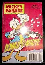 MICKEY PARADE n° 95 - novembre 1987