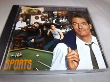 HUEY LEWIS & THE NEWS-SPORTS-CHRYSALIS VK 41412 DIDX 76 WEST GERMAN MINT CD