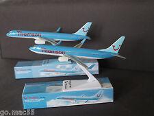 Thomson Airways B737-800 & B757-200 Premier Portfolio Push Fit Models  - New