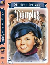Dimples (DVD, 2006)  Shirley Temple   BRAND NEW & SEALED Region 4 🇦🇺
