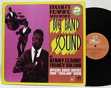 Kenny Clarke & Francy Boland      Big Band Sound    MPS     DoLP      NM  # 44