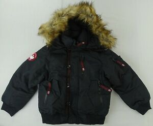Canada Weather Gear Boys Side Button Winter Coat -Available in Multiple Colors