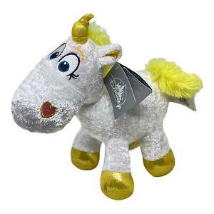 Disney Parks Toy Story Plush Buttercup The Unicorn 12' NWT Rare HTF Pony Yellow
