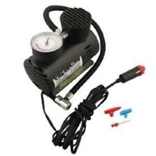 12V 250 PSI Mini Air Compressor, Portable with Tire Inflator Gauge, Air Pump