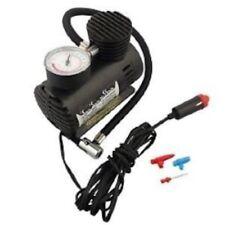 12V 250 PSI Mini Air Compressor, Portable with Tire Inflator Gauge, Air Pump