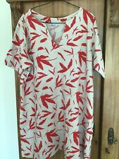 Kasbah Clothing Linen Top Size 16/18