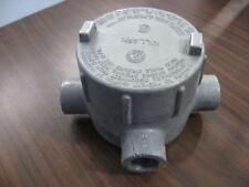"Killark GECTT-1 Aluminum Conduit Outlet Body (1/2"")"
