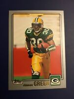 2001 Topps #176 AHMAN GREEN Green Bay Packers RB Great Card Look !