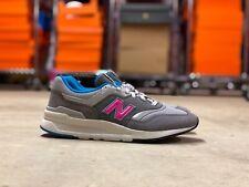 NEW Balance 997H Mens Castlerock Sneaker Gray Pink Blue (CM997HAH) NEW Multi Sz