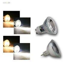 LED Cristal Bombilla MR16 & GU10,3W &5W Cob de Alta Potencia, Focos, Lámpara