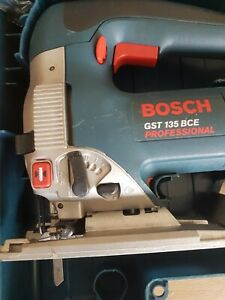 Bosch gst 135 bce Professional 240v jig saw