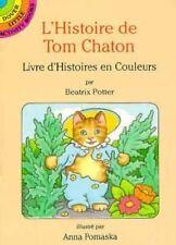 L'Histoire De Tom Chaton: Livre D'Histoires En Couleurs (Dover Little Activity B