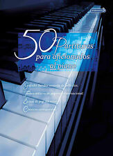 """VOLUMEN 3 - """"50 PARTITURAS PARA AFICIONADOS AL PIANO"""""""