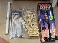 KISS Destroyer Model Kit - Paul Stanley #5051 Polar Lights 1998