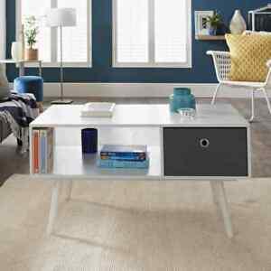 Malmo Coffee Table With 1 Storage box Living Room Furniture Decor