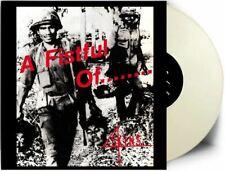"4 SKINS ""A Fistful Of"" British Oi! Punk RSD LAST RESORT 2021 Radiation vinyl LP"