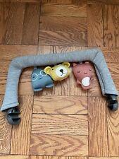 BabyBjorn Bouncer Toy Bar - soft friends