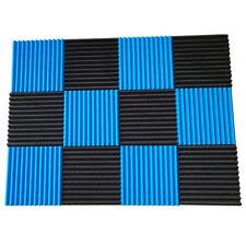 12 Pcs Acoustic Panels Soundproofing Foam Acoustic Tiles Studio Foam Sound Wedge