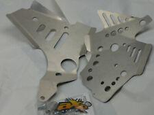 Protection latérale cadre alu AXP pour motocross yamaha 125/250 YZ