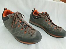 Scarpa Crux Approach shoes Suede Leather Shoes Shark Tonic 11.5US 45EU 72053-350