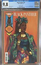 "Black Panther #24 Bartel ""Women's History Month"" Variant CGC 9.8"