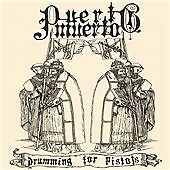 PUERTO MUERTO, DRUMMING FOR PISTOLS, 13 TRACK CD ALBUM FROM 2010, (MINT)