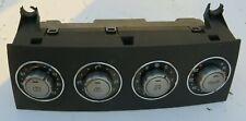 Mercedes Benz SLK 280 R171 Convertible 2008 Genuine Heater Air A/C Control Panel
