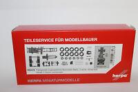 Herpa 083478  Zugmaschinen Fahrgestell Mercedes-Benz 3-achs Allrad 1:87 H0 NEU
