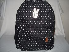 NEW COACH X Disney Mickey Charles Twill  Backpack F59035 LIMITED EDITION