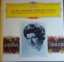 "Stader: Mozart Opera Arias (rec. Salzburg, 1962) - DG SLPEM 136 369 ""Red Stereo"""