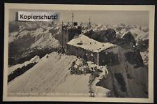 AK Münchner Haus a. d. Zugspitze (ca. 1930-er Jahre)